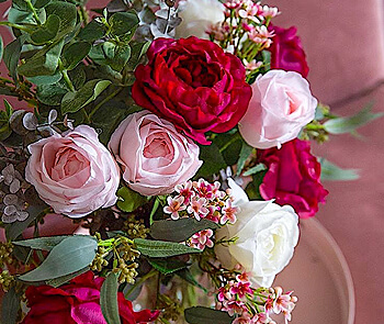 Faux Artificial Silk Real Touch Flowers Wholesale To Brisbane Sydney Melbourne Perth