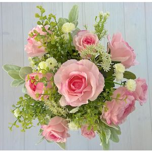 REAL TOUCH Roses Full Bloom 2625